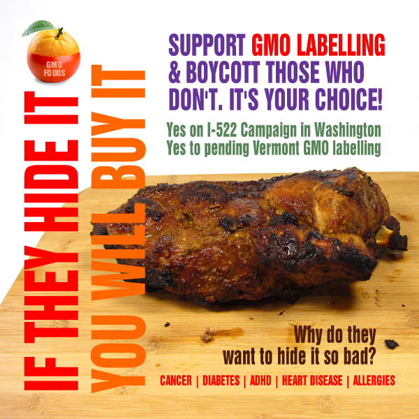 gmo boycott