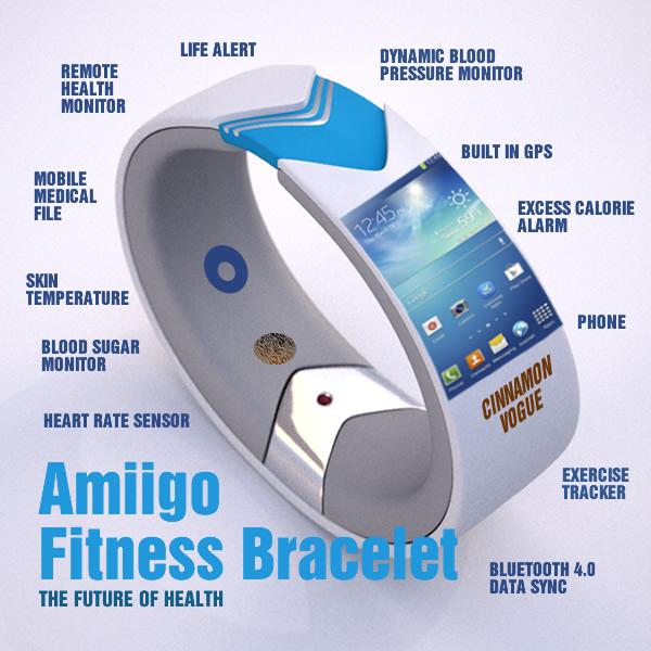 Amigo Health Bracelet