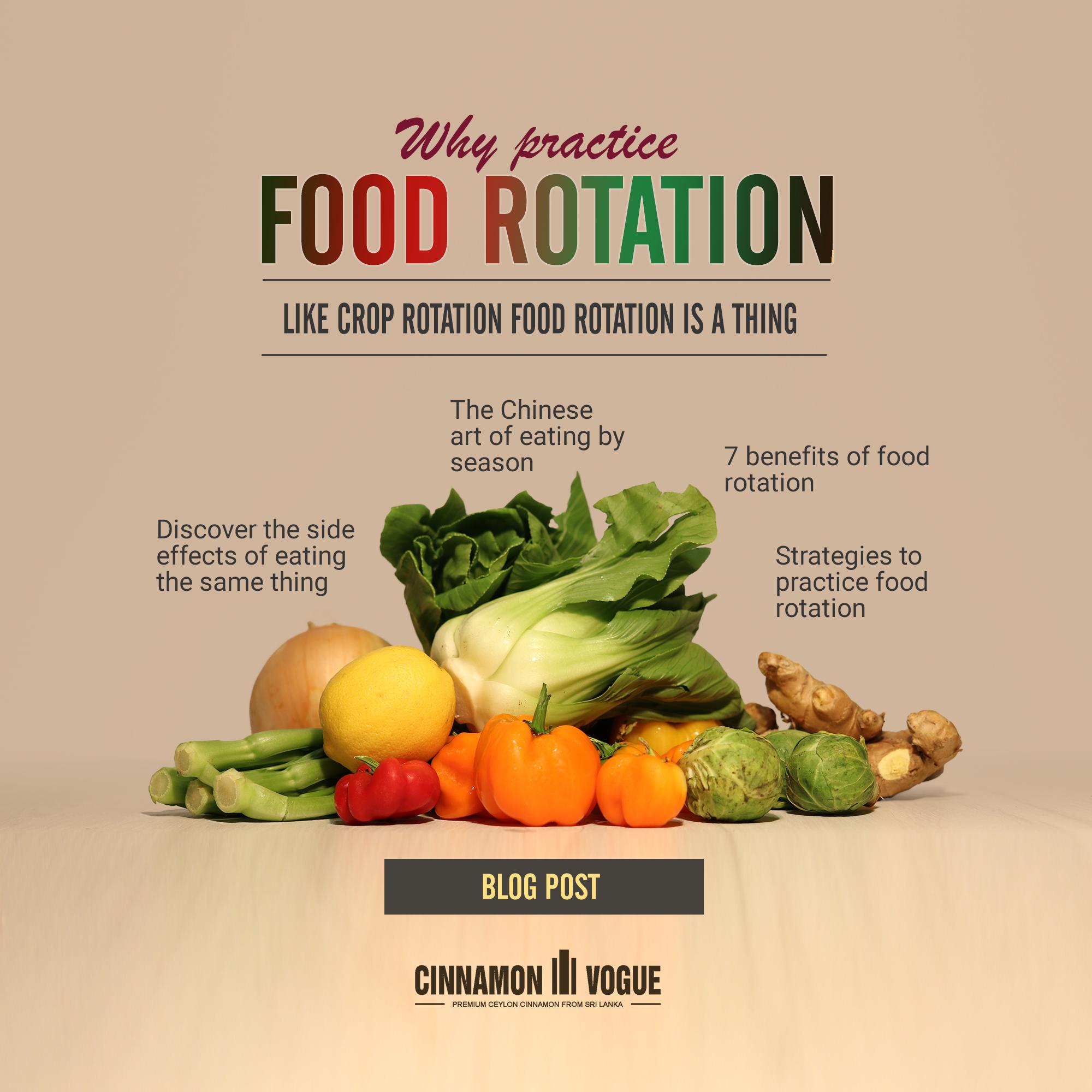 Food rotation